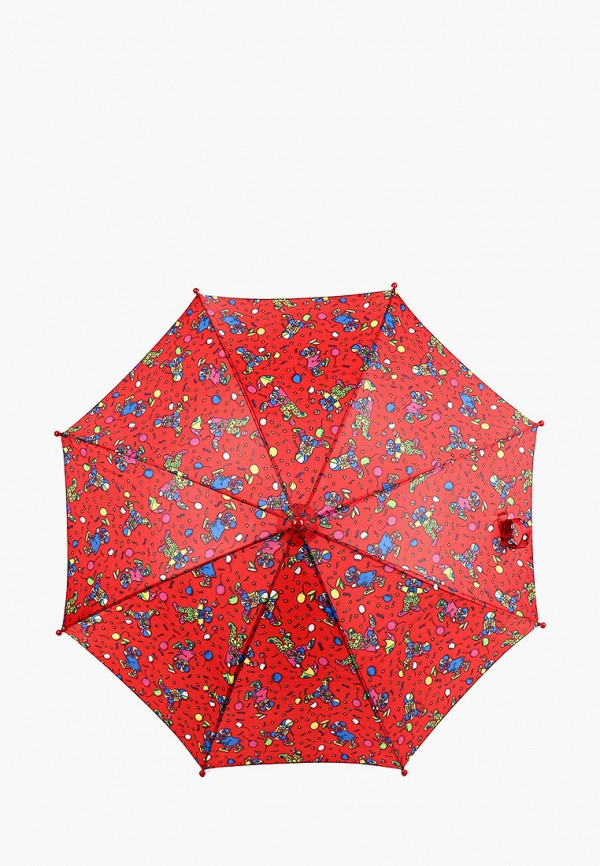 зонт-трости zemsa малыши, красный