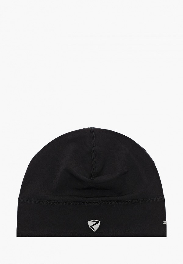 женская шапка ziener, черная