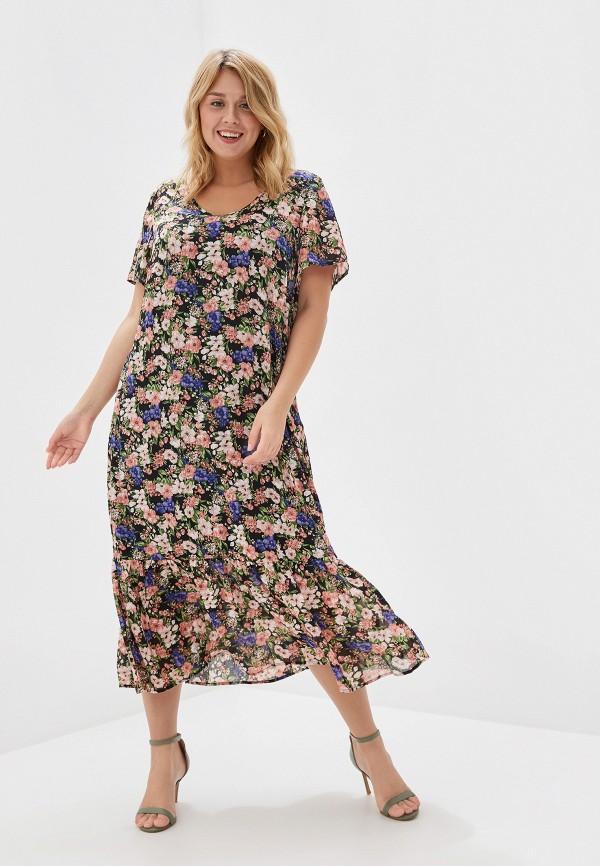 цена Платье Zizzi Zizzi ZI007EWESHJ5 онлайн в 2017 году