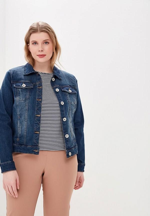 Куртка джинсовая Zizzi Zizzi ZI007EWESHK1