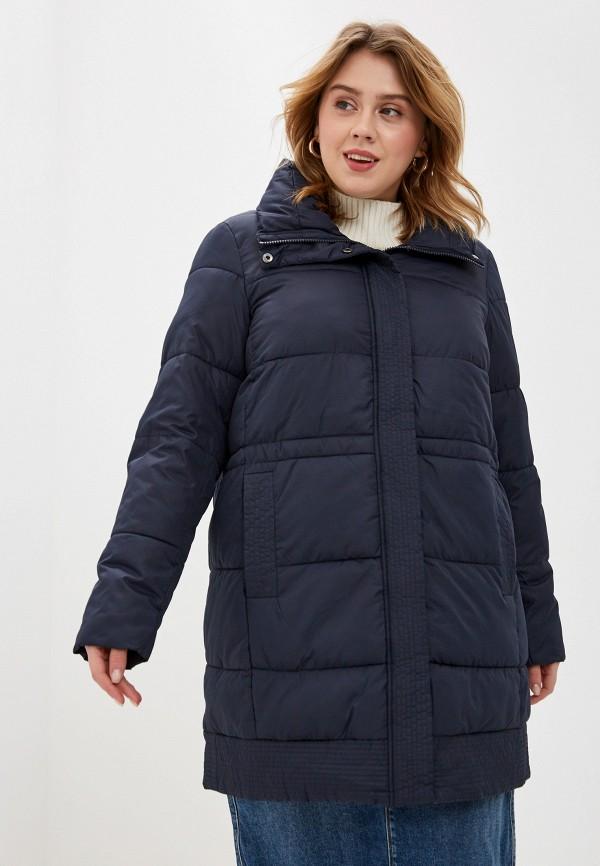 женская куртка zizzi, синяя