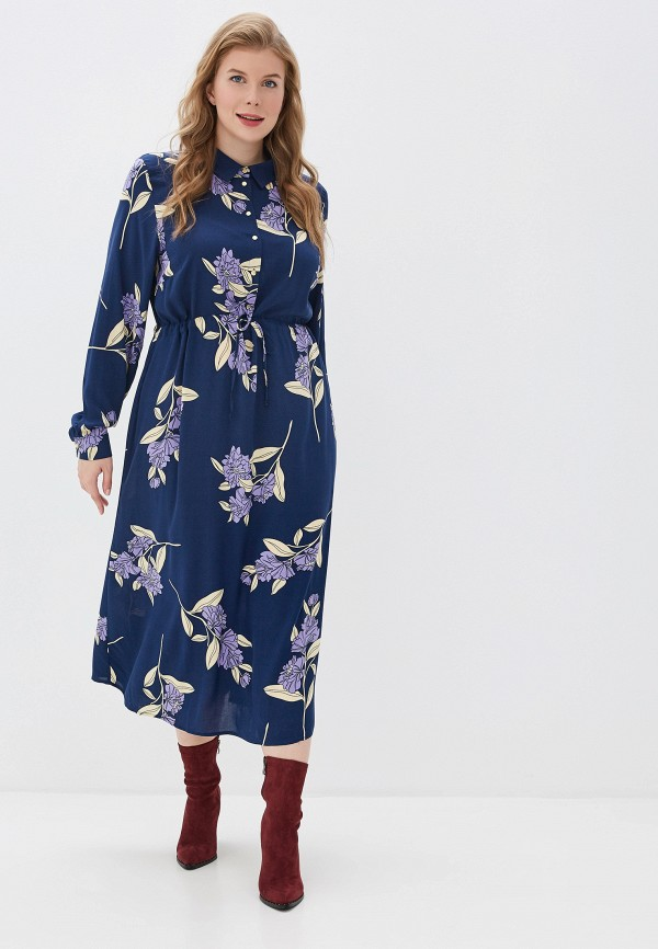Платье Zizzi Zizzi ZI007EWFVOP7 все цены