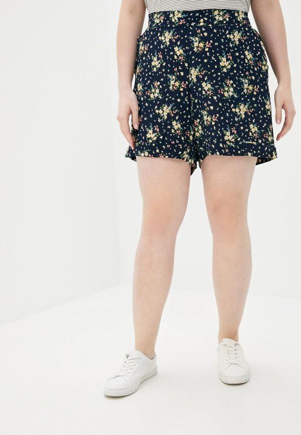 женские повседневные шорты zizzi, разноцветные