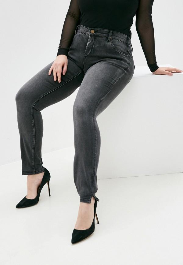 женские джинсы zizzi, серые