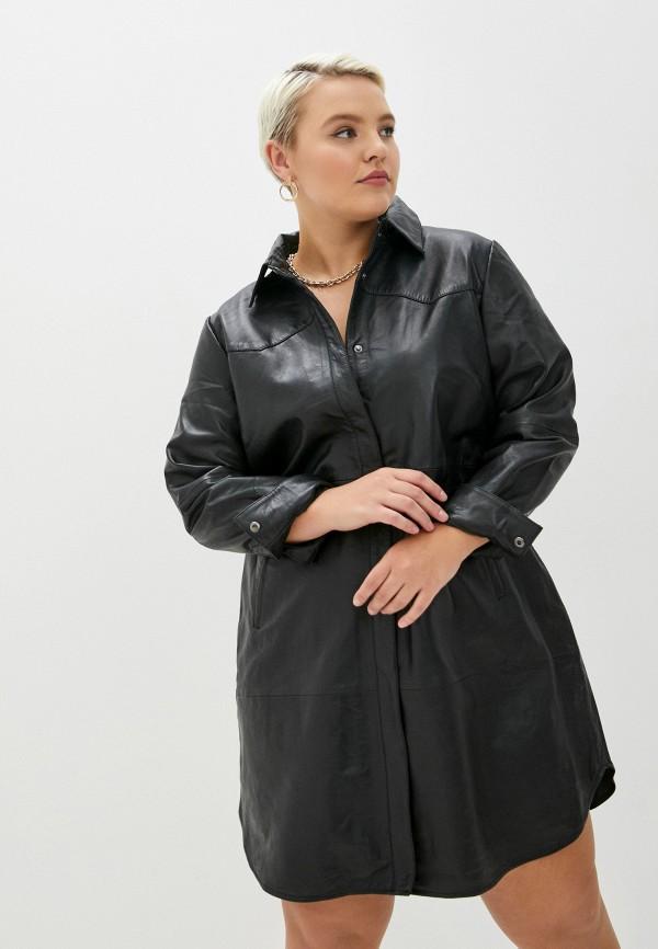 женское платье zizzi, черное