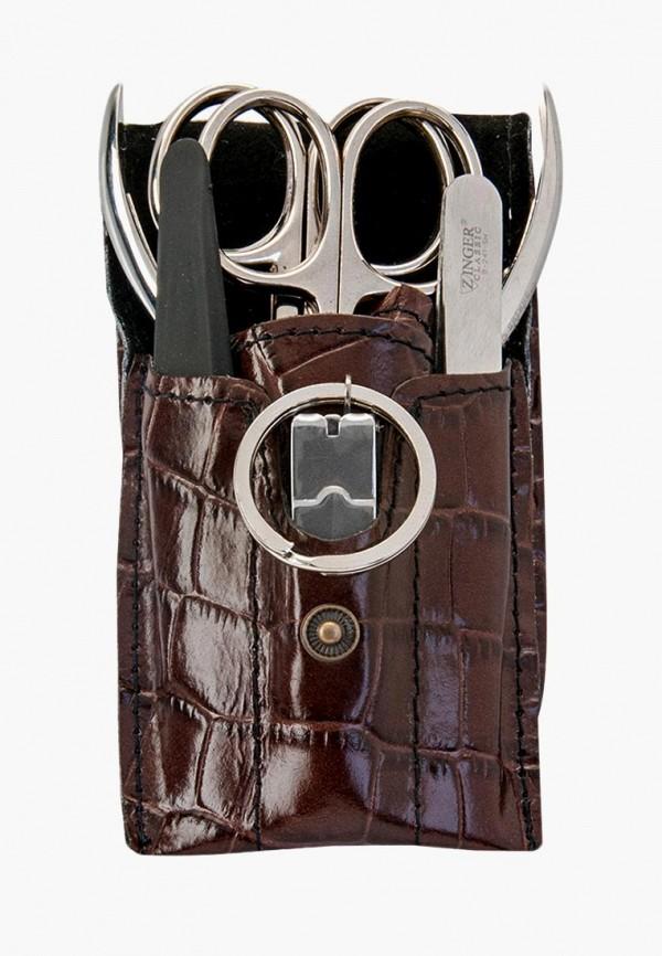 Набор маникюрный Zinger Zinger ZI008LUZQC44 zinger маникюрный набор с клиппером zmsfc 801 g