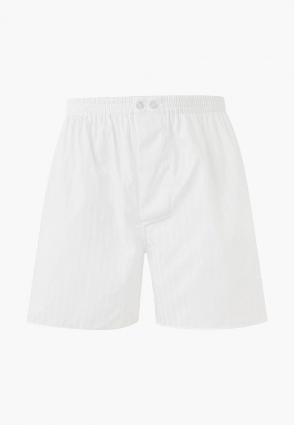 мужские трусы-шорты zimmerli, белые