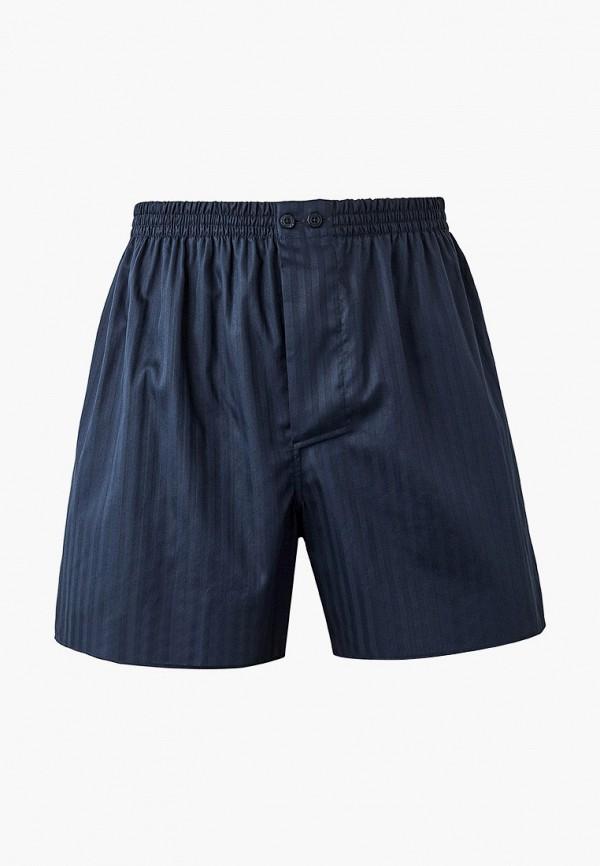 мужские трусы-шорты zimmerli, синие