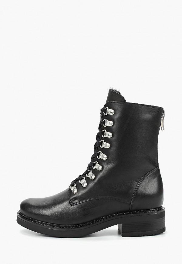 женские ботинки zign, черные