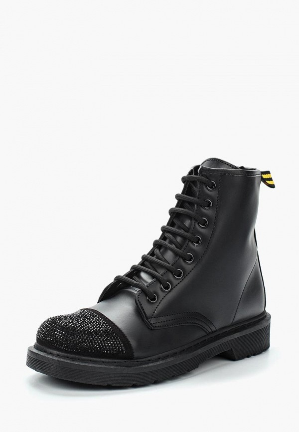 Купить Ботинки Zona3, ZO004AWXJW41, черный, Осень-зима 2017/2018