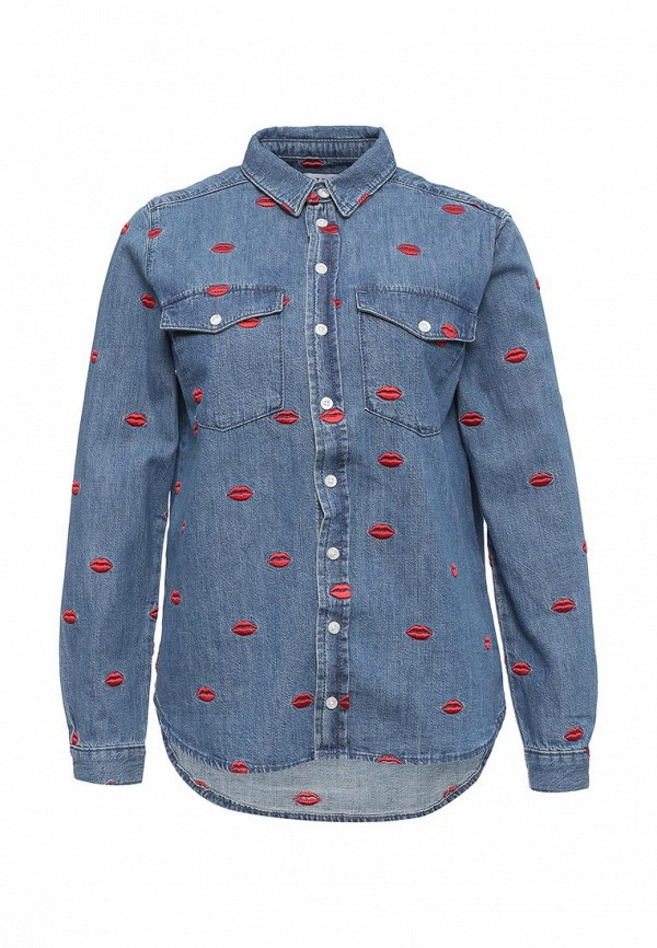 Рубашка джинсовая Zoe Karssen Zoe Karssen ZKD-FW16-014