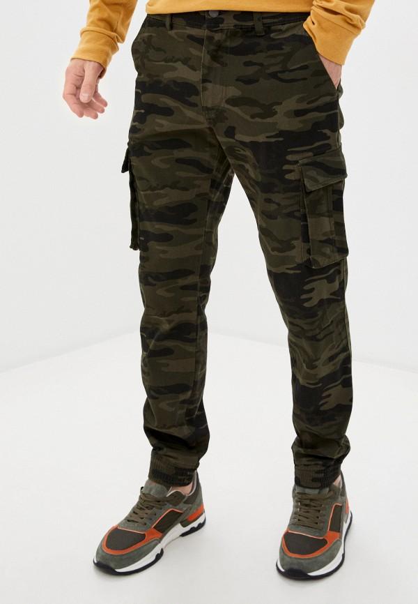 мужские брюки zolla, хаки