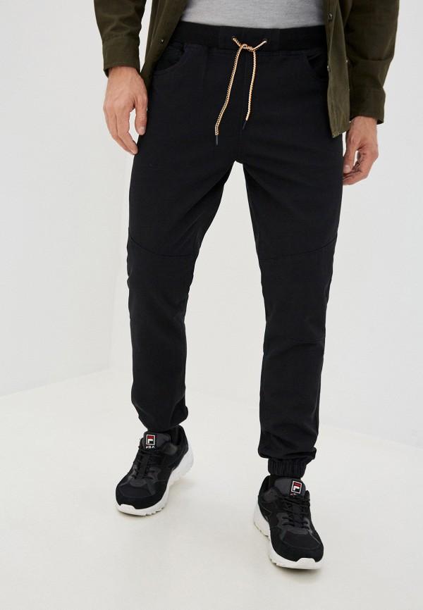 мужские брюки zolla, черные