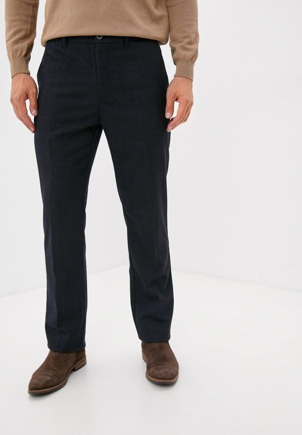 мужские прямые брюки zolla, синие