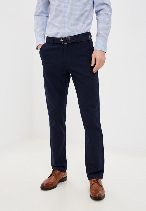 мужские брюки чинос zolla, синие
