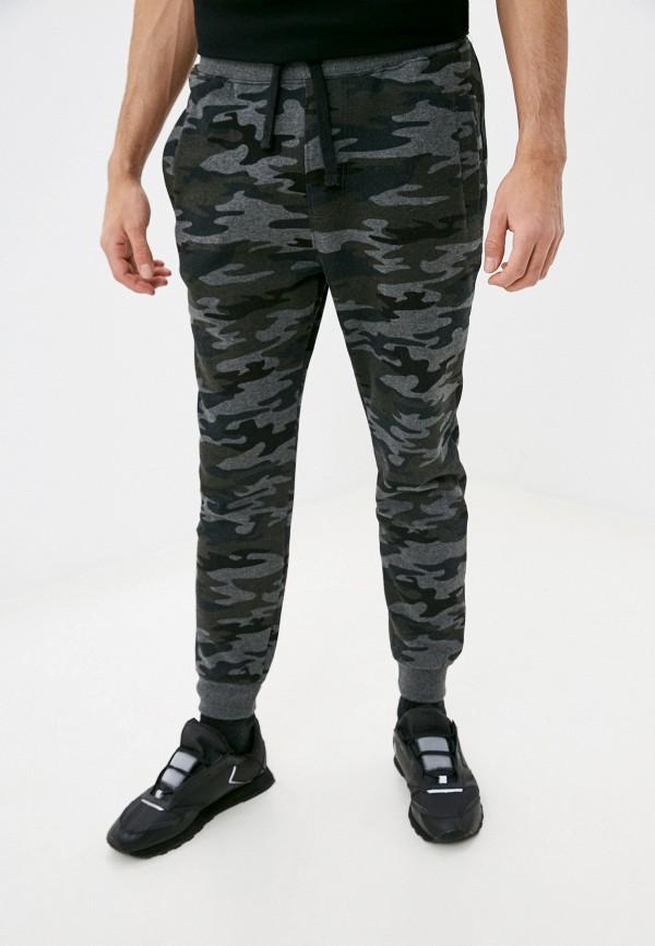 мужские спортивные брюки zolla, хаки