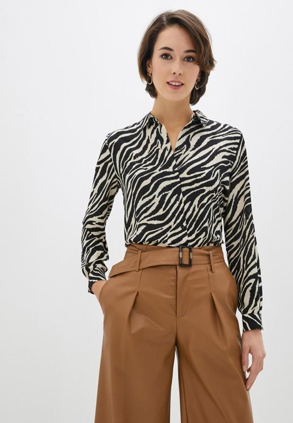 женская блузка zolla, разноцветная