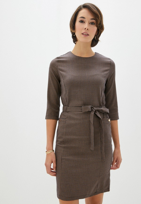 женское повседневные платье zolla, разноцветное