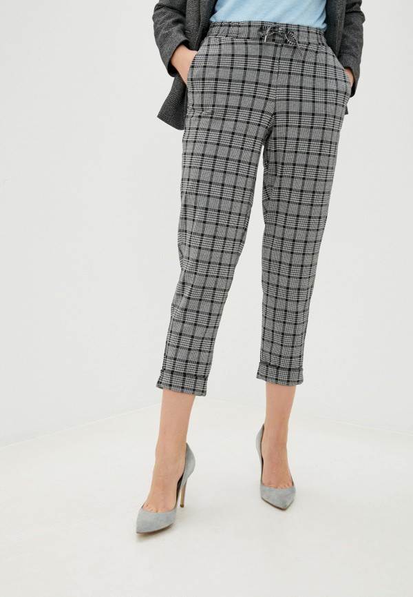 женские брюки zolla, черные