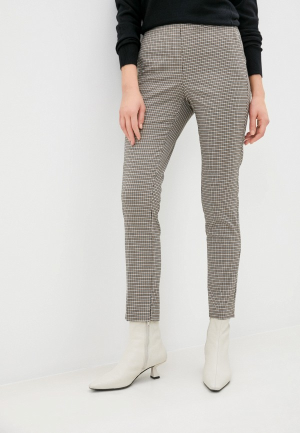 женские брюки zolla, бежевые
