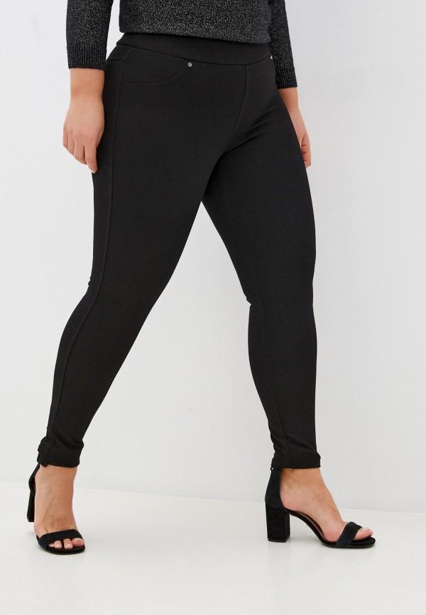 женские повседневные брюки zolla, черные