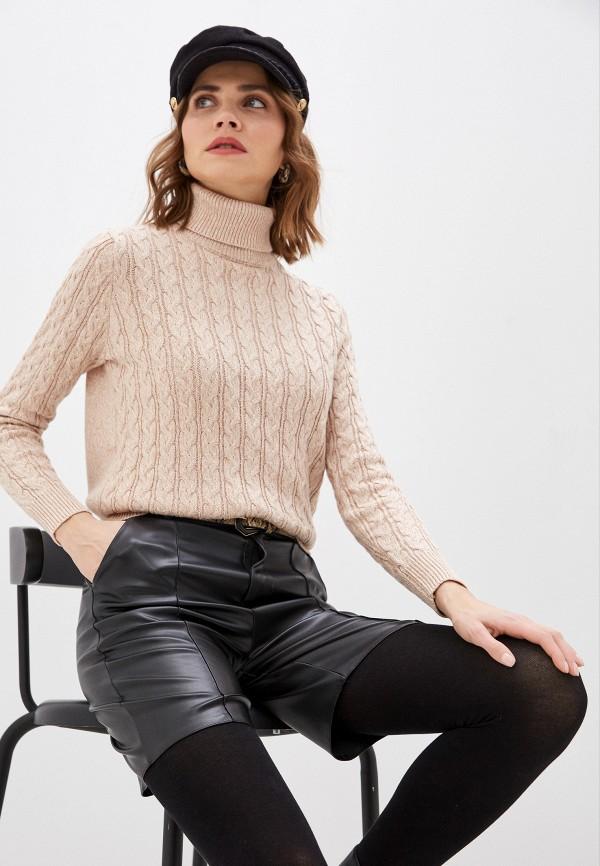 женский свитер zolla, бежевый