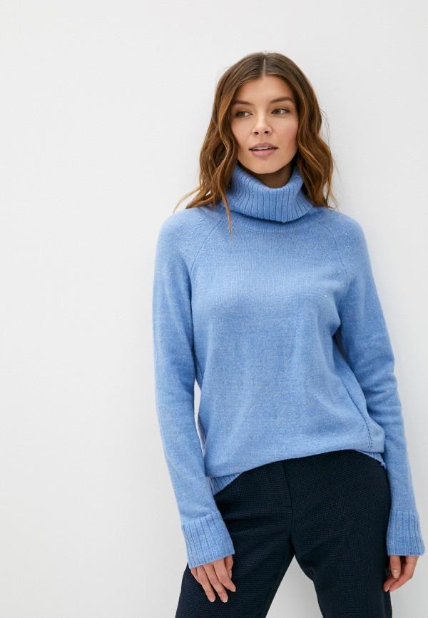 женский свитер zolla, синий