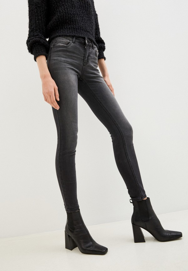 женские джинсы zolla, серые
