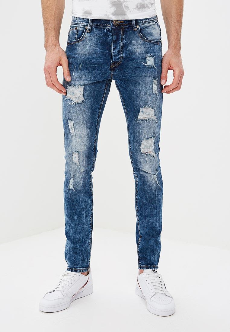 Зауженные джинсы Aarhon A33