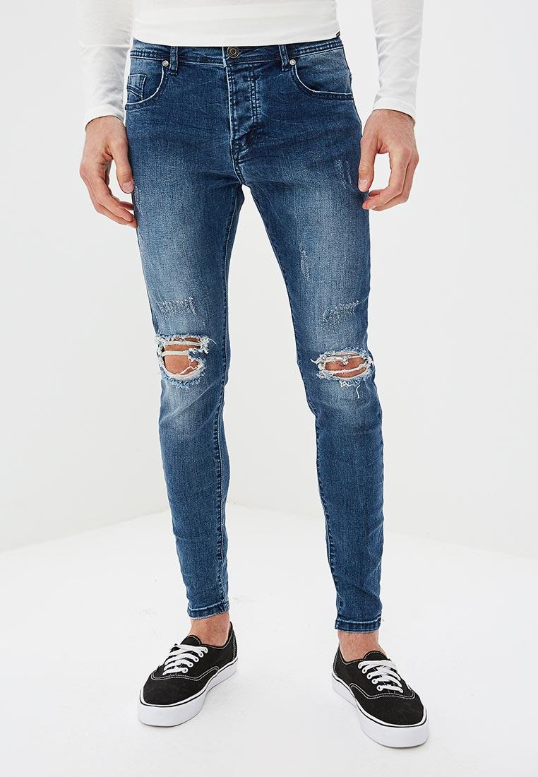 Зауженные джинсы Aarhon A70
