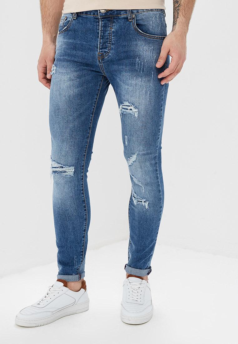 Зауженные джинсы Aarhon A119