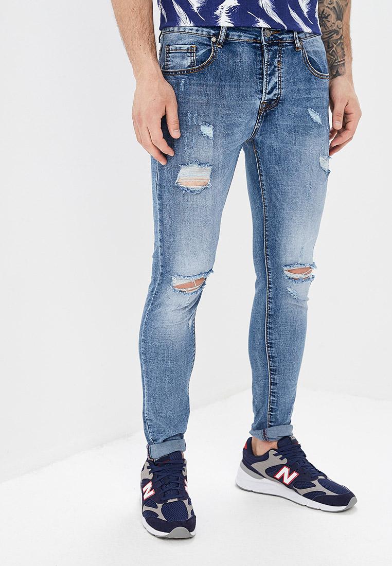 Зауженные джинсы Aarhon A120: изображение 1