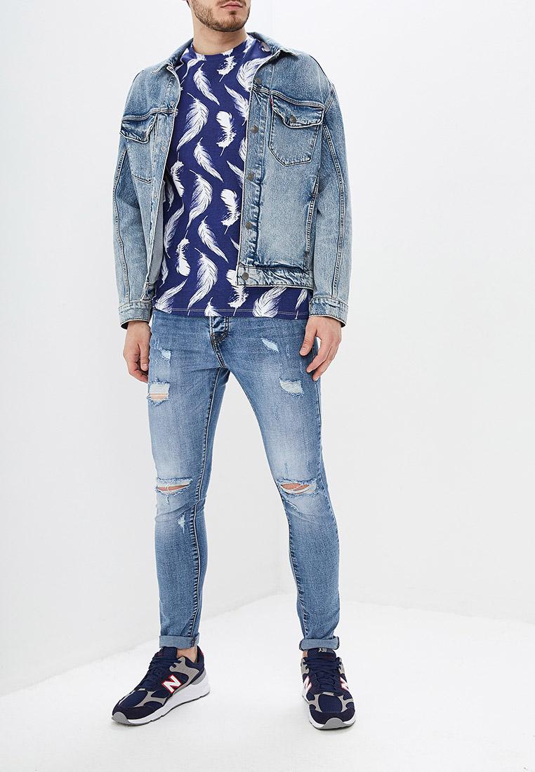 Зауженные джинсы Aarhon A120: изображение 2