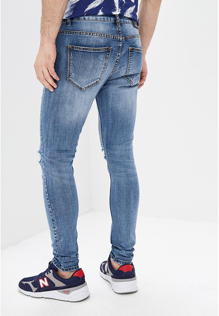 Зауженные джинсы Aarhon A120: изображение 3