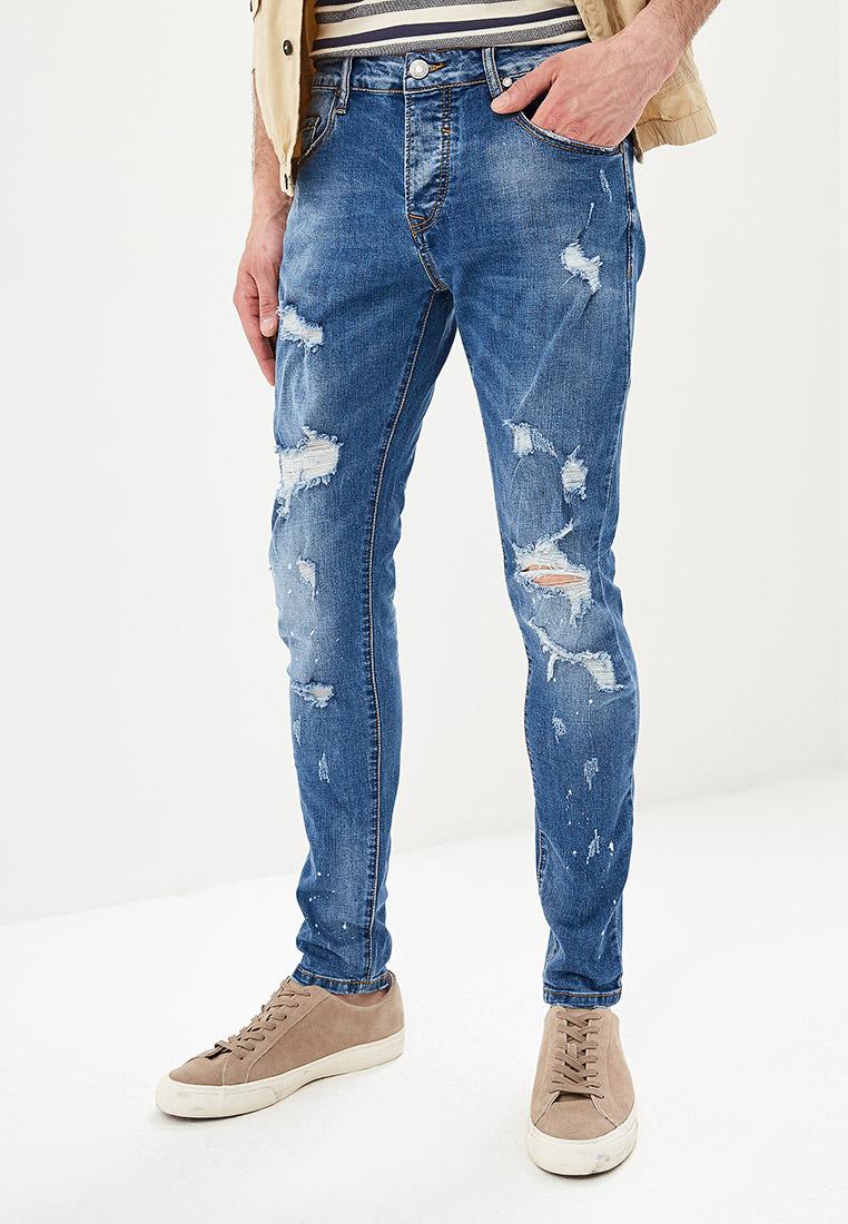 Зауженные джинсы Aarhon A123