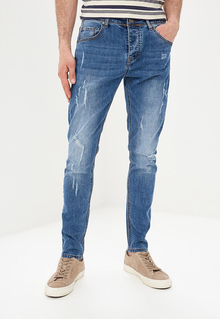 Зауженные джинсы Aarhon A137