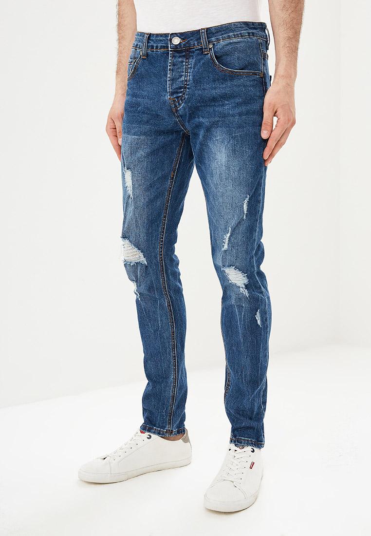 Зауженные джинсы Aarhon A138