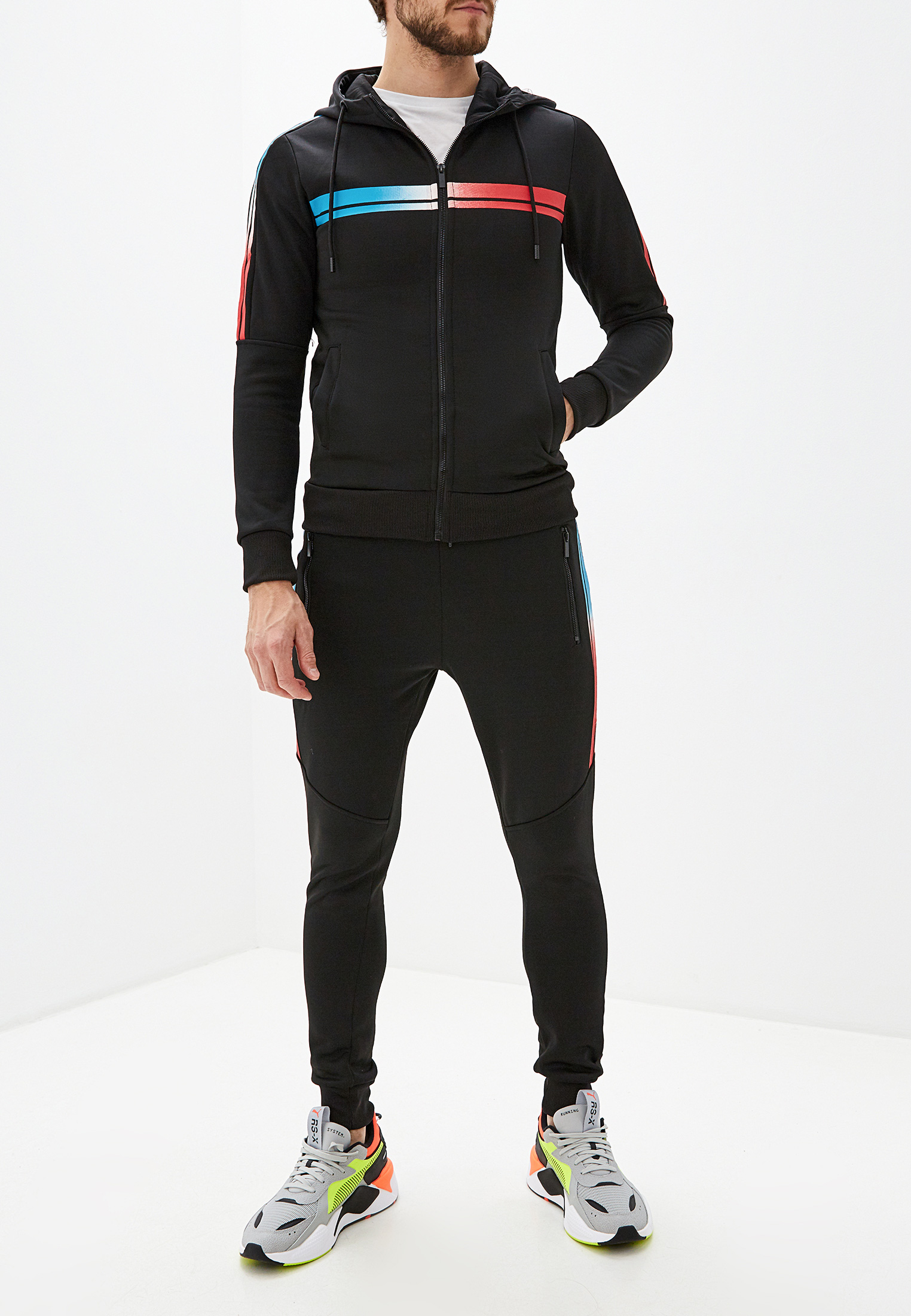 Спортивный костюм Aarhon AARJ053