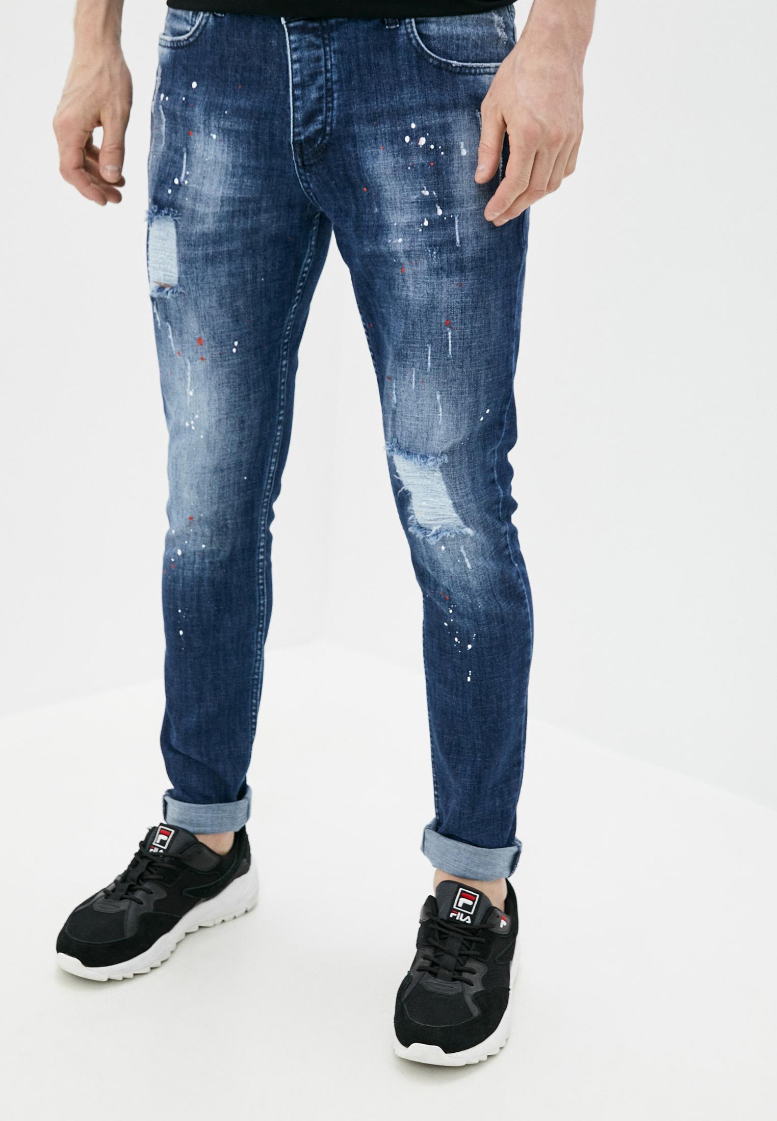 Зауженные джинсы Aarhon A001/2020