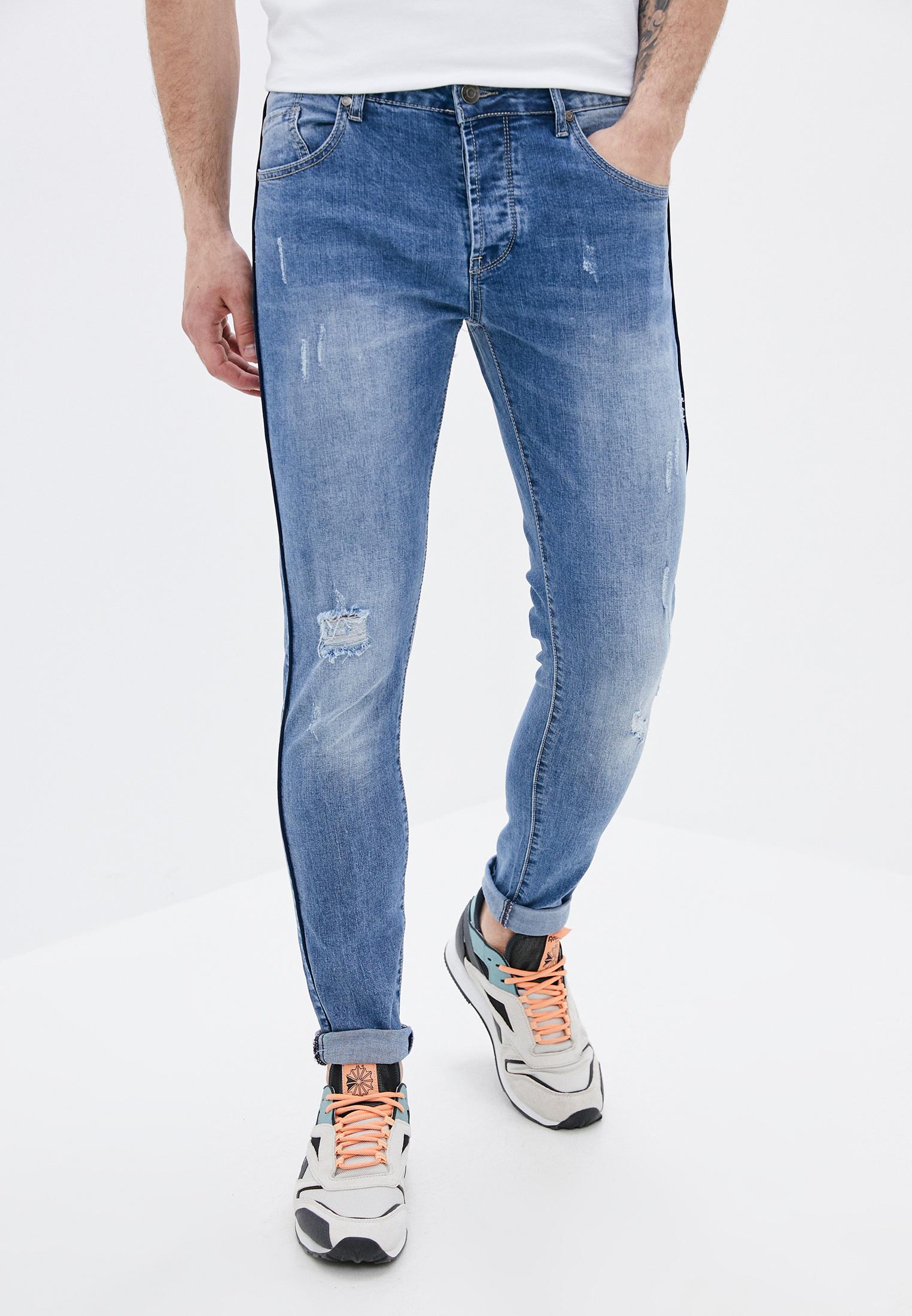 Зауженные джинсы Aarhon A135