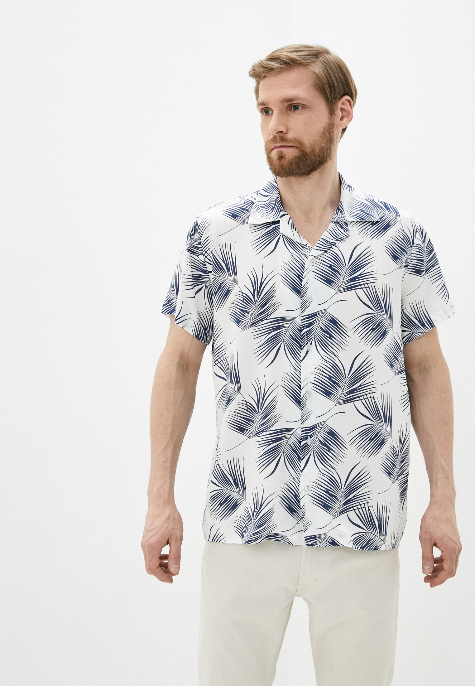 Рубашка с длинным рукавом Aarhon 4-92384