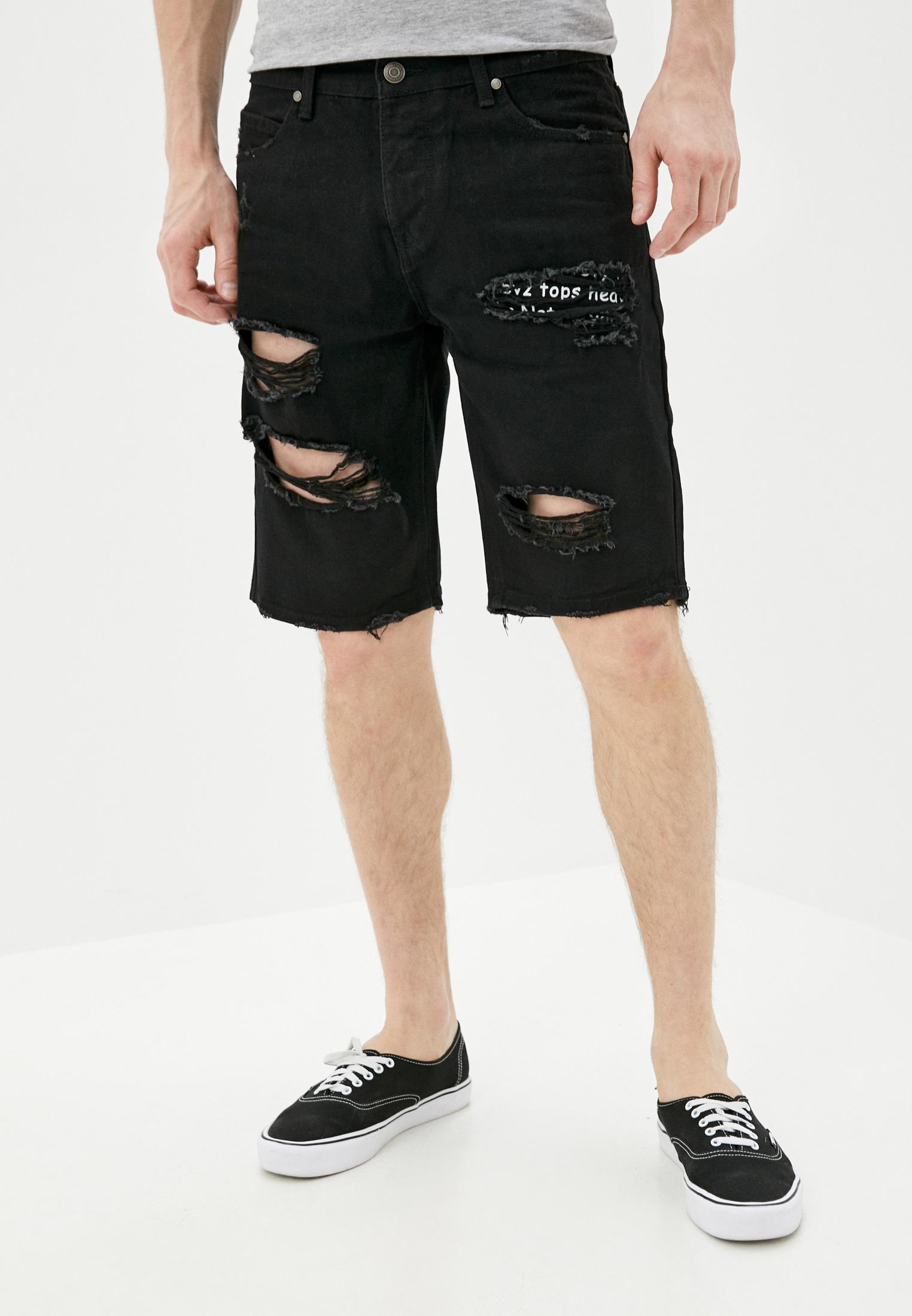 Мужские джинсовые шорты Aarhon A84