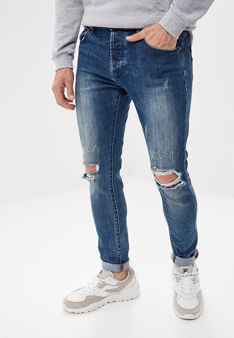 Зауженные джинсы Aarhon A111