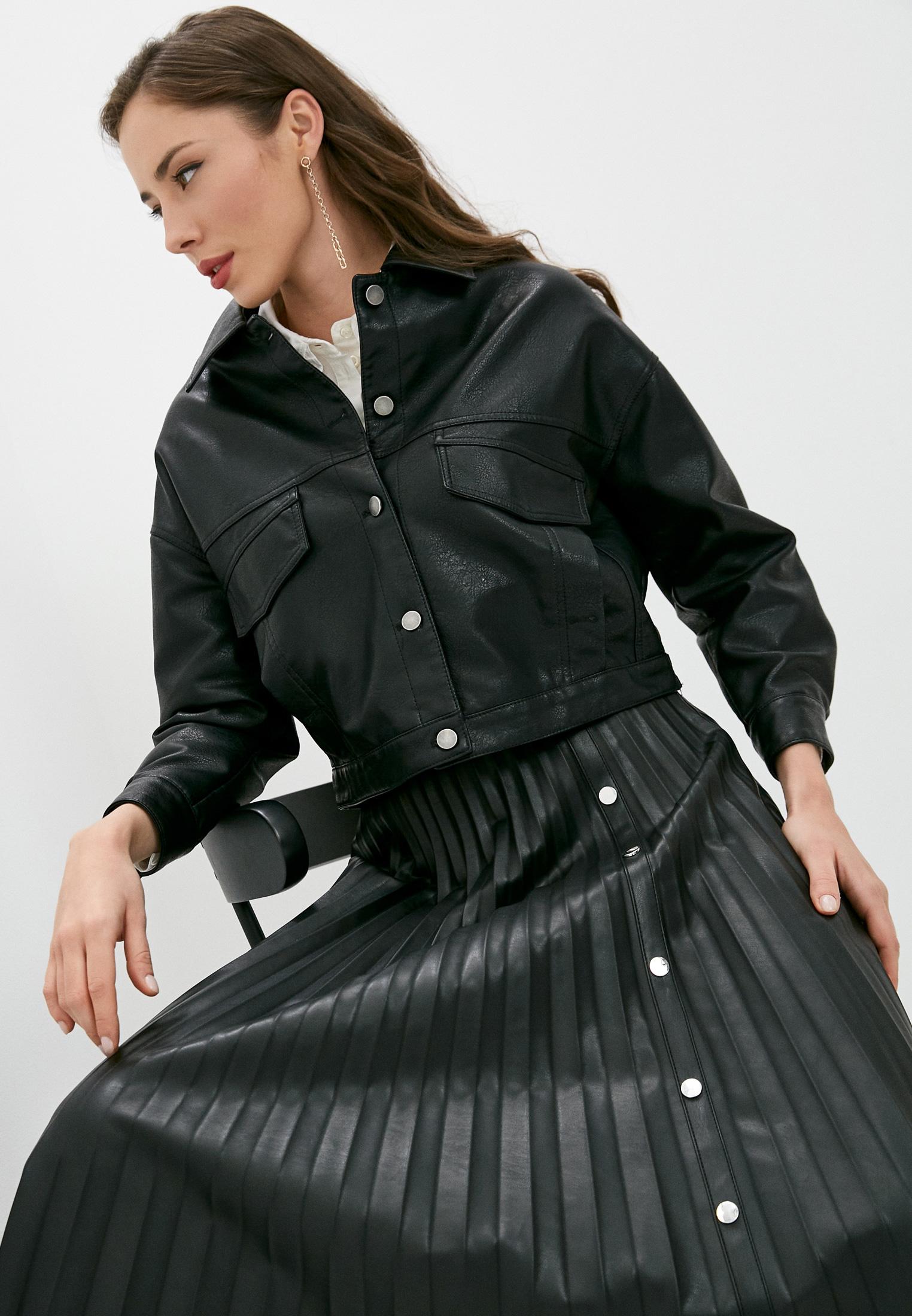 Кожаная куртка Aaquamarina 2002: изображение 1
