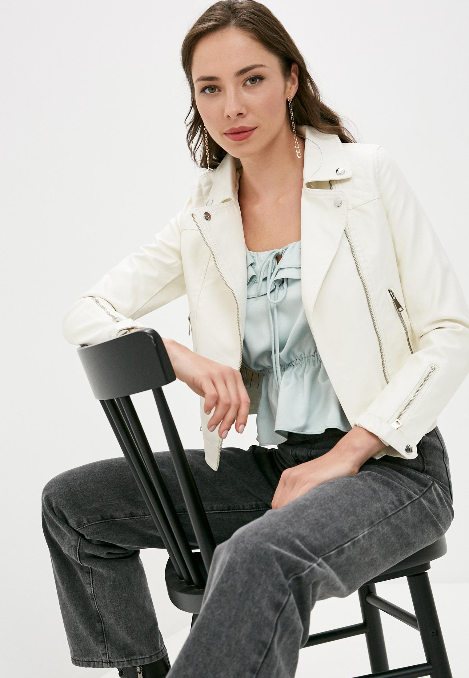 Кожаная куртка Aaquamarina 2003: изображение 1
