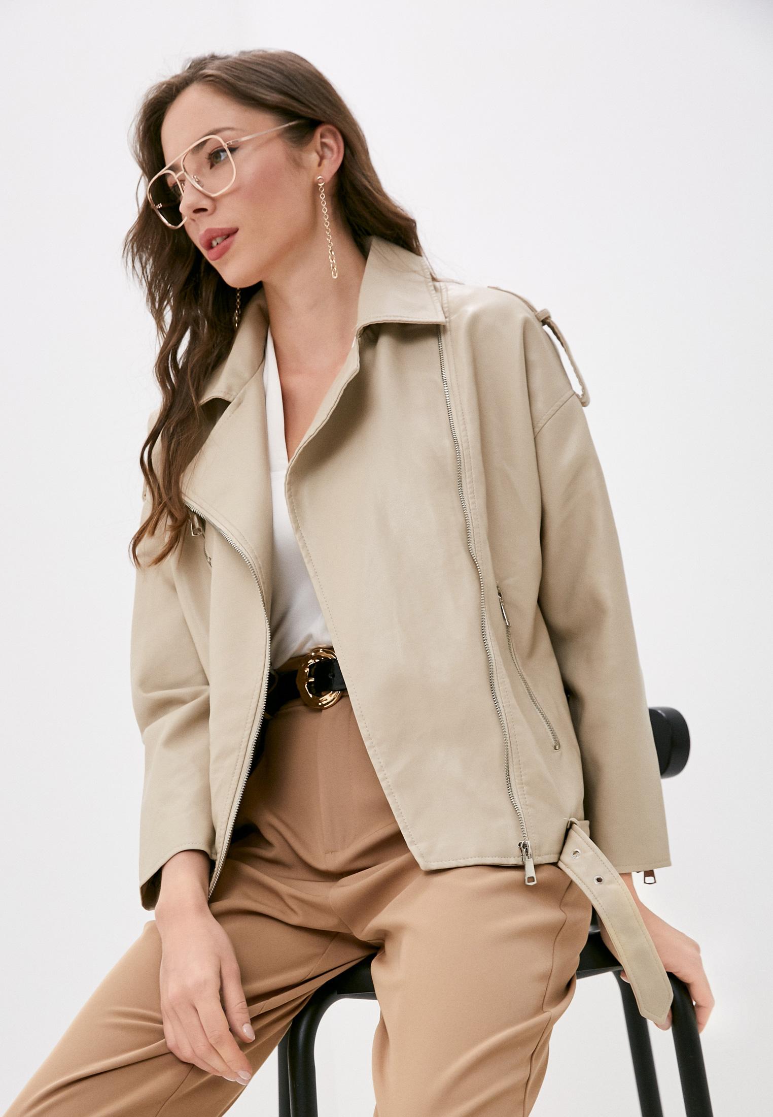 Кожаная куртка Aaquamarina 2059: изображение 1