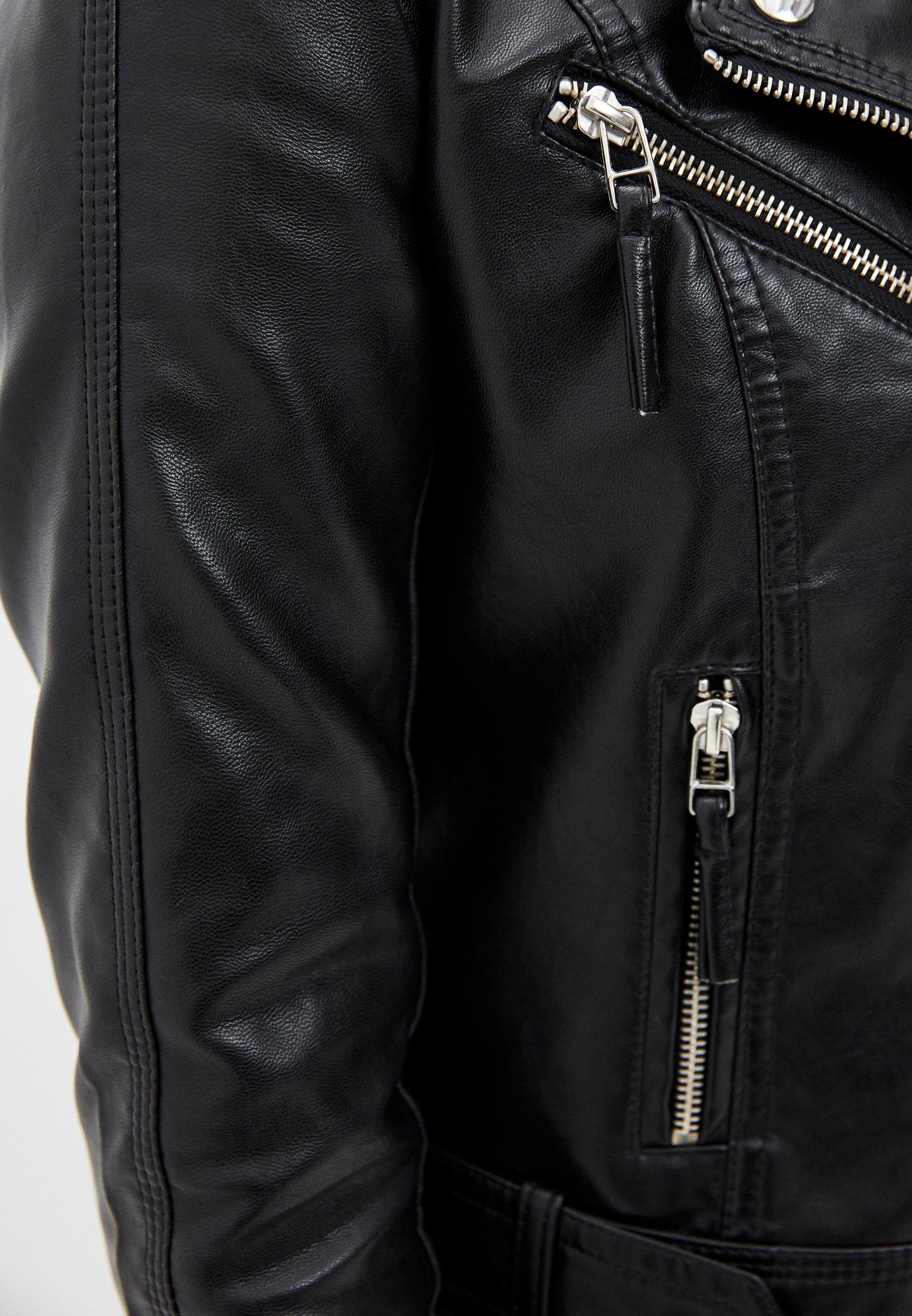 Кожаная куртка Aaquamarina 8851: изображение 4
