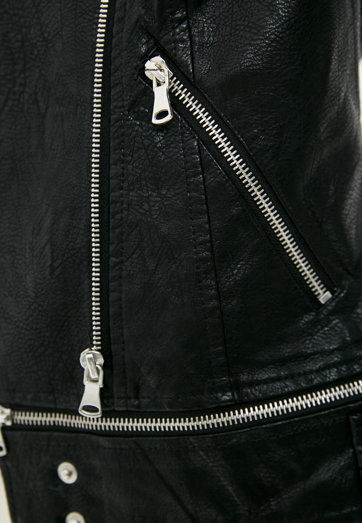 Кожаная куртка Aaquamarina 2000: изображение 5
