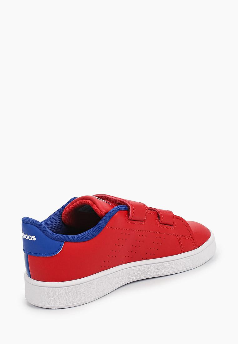 Кеды для мальчиков Adidas (Адидас) EG7903: изображение 3
