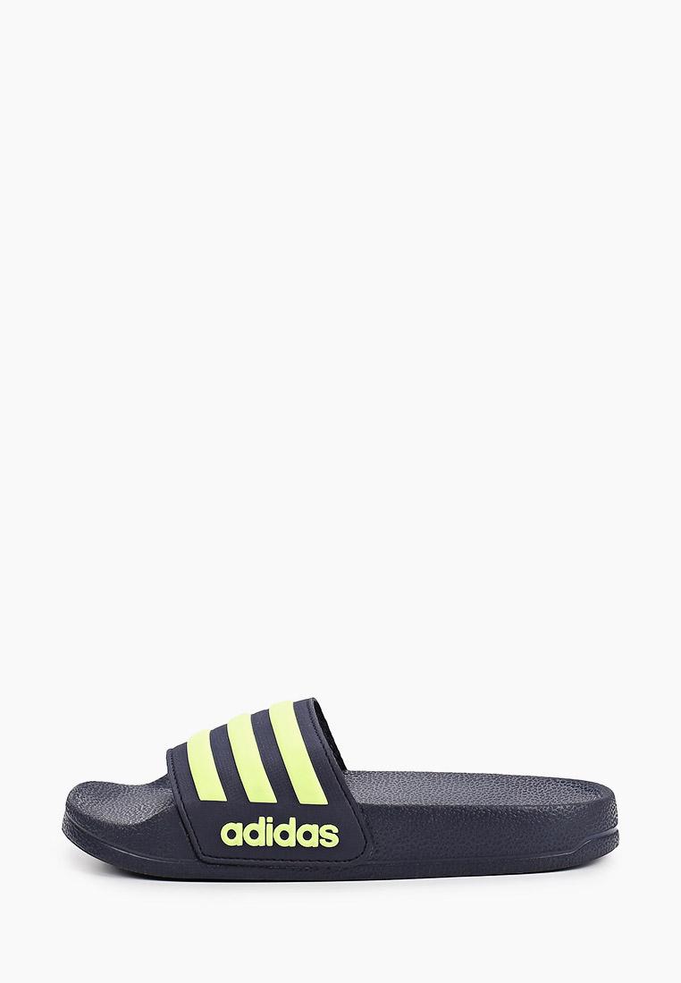 Сланцы для мальчиков Adidas (Адидас) EG6523